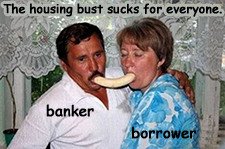 Delinquent mortgage squatting ends in 2012