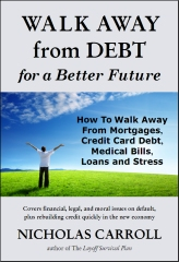 Walk Away from Debt