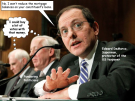 Fortunately, FHFA's Ed DeMarco Isn't Going Anywhere
